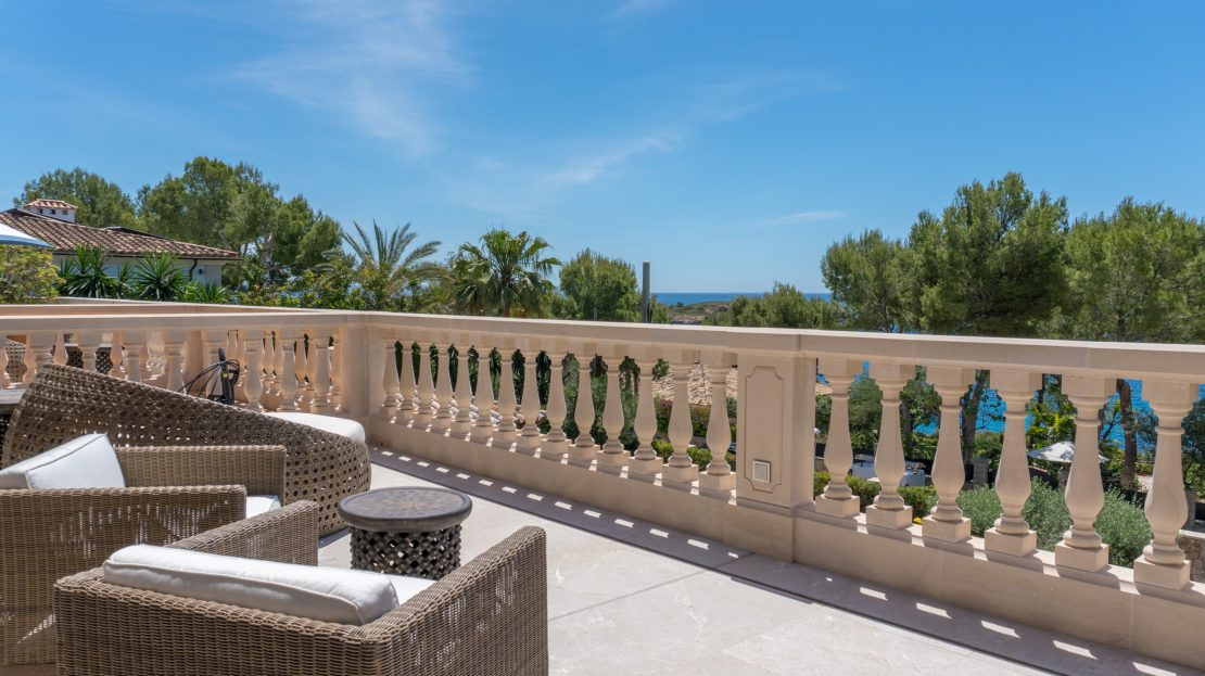 Newly-Built villa in the most exclusive area of Old Bendinat