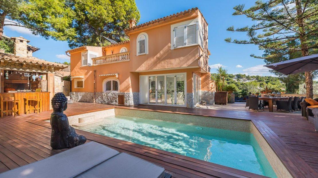Villa in Costa den Blanes   The Mallorca Deal