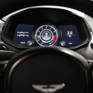 Aston Martin for rent
