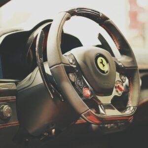 Ferrari For rent